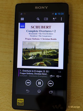 Discovering Schubert's Overtures - thanks to eMusic.