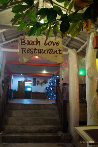Beach Love Restaurant