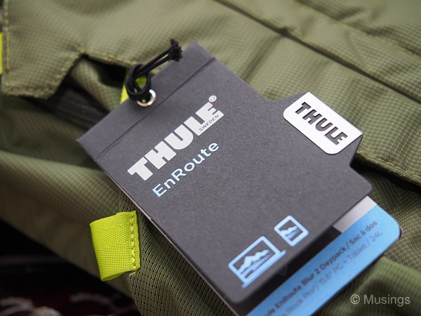 Thule bags. They ooze quality.
