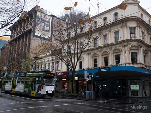 About Swanston Street
