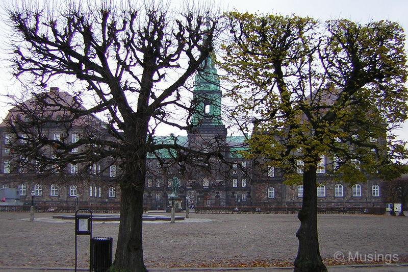 Copenhagen 2004 Musings